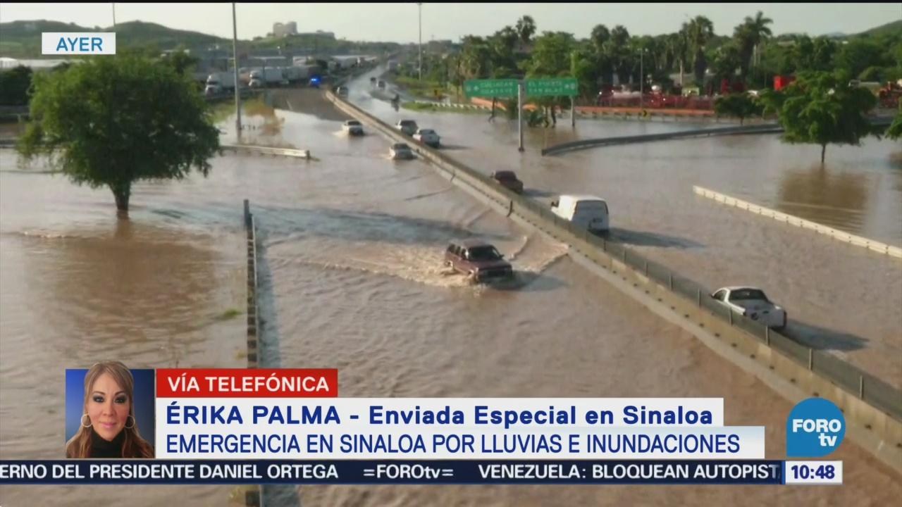 Alistan Ayuda 11 Municipios Sinaloa