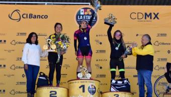 CIBanco La Etapa CDMXLe Tour de France Rangel de Alba