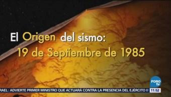Se cumplen 33 años del devastador sismo de 1985 en CDMX