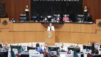 Senadores del PAN y PRD presentan iniciativas Fiscalía General