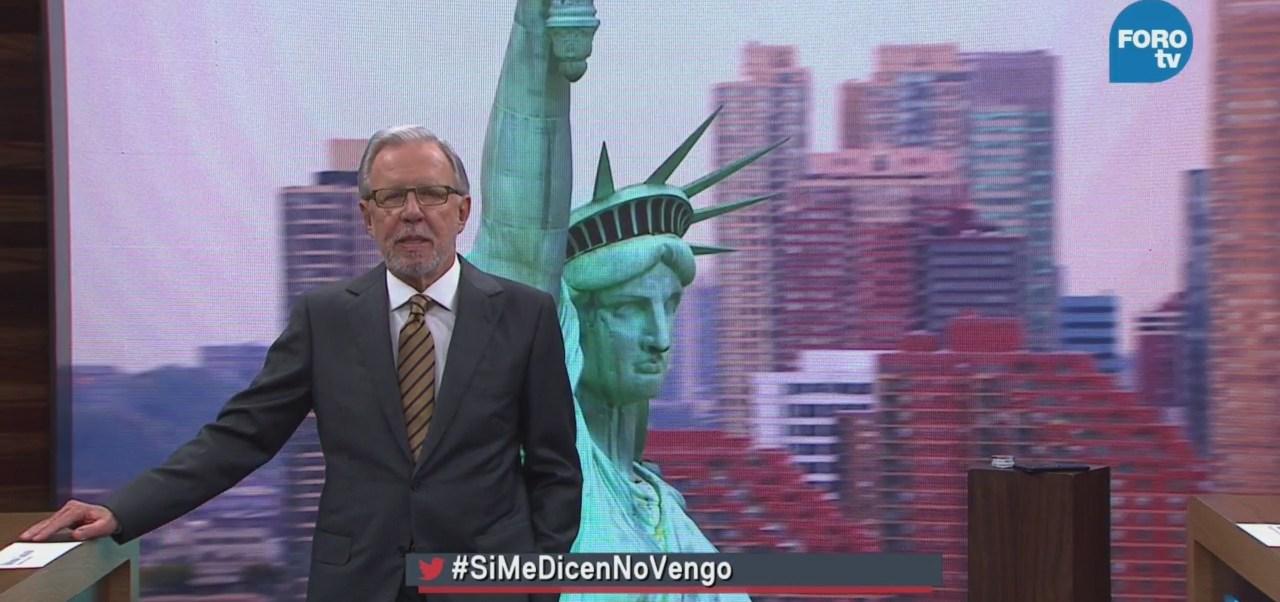 Si Me Dicen No Vengo (06/09/2018)