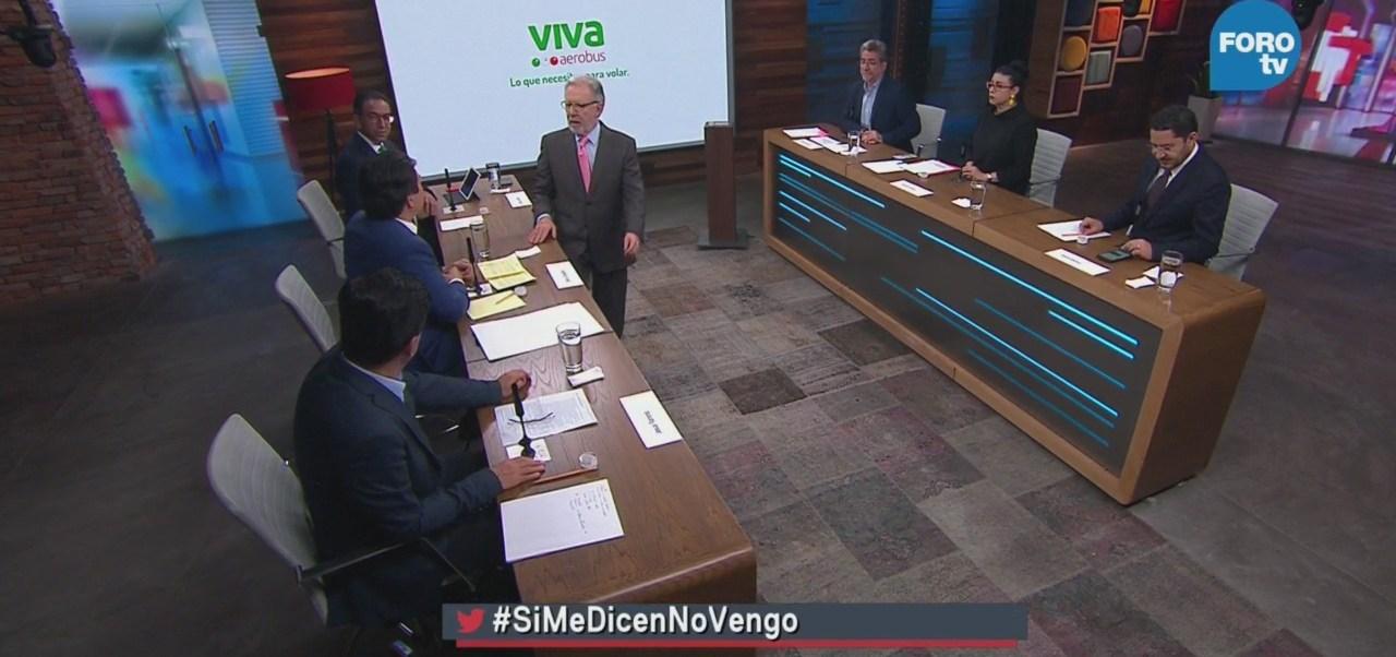 Si Me Dicen No Vengo Joaquín López-Dóriga Reforma Educativa