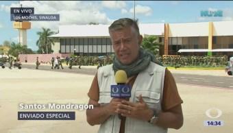 Sinaloa: Damnificados esperan ayuda