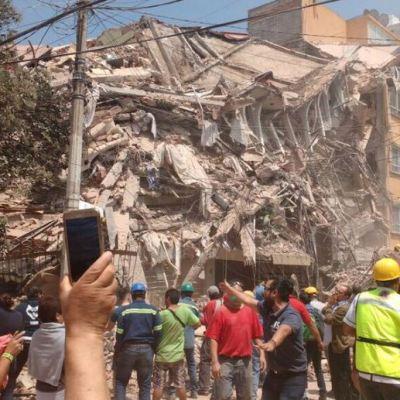 Sismo 19S: Caída de edificios en CDMX se debió a dos fallas y hundimientos