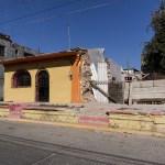 Sismo 7S aún afecta a miles de pobladores de Juchitán que perdieron su casa