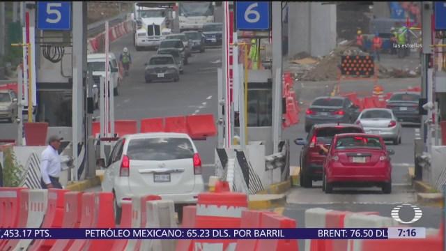 Suben tarifas en casetas de autopistas y libramientos
