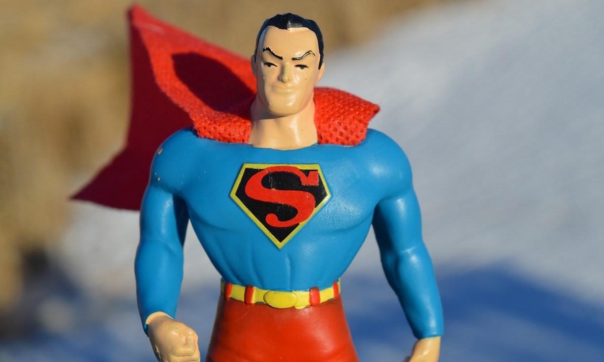 Superman 80 Años Cómics Personaje Superhéroe