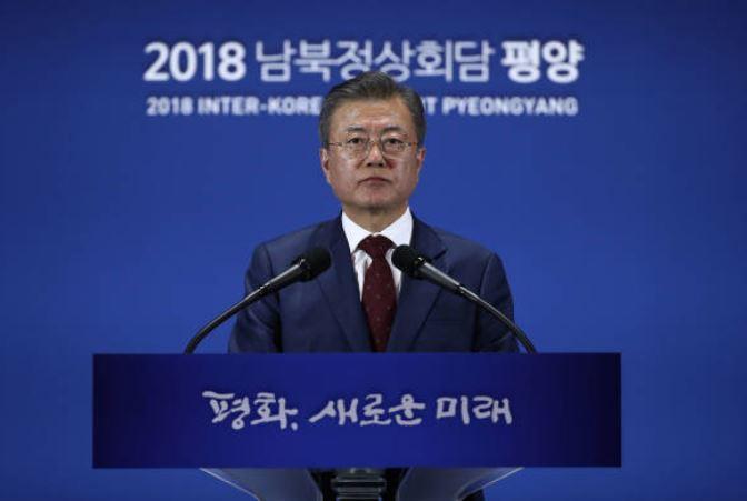 Presidente de Corea del Sur se reunirá con Trump en NY