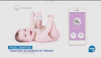 Emprendedores Mexicanos Desarrollaron Banda Inteligente Monitorear Bebés