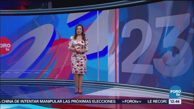 Tiempo a tiempo con Raquel Méndez 26-09-18