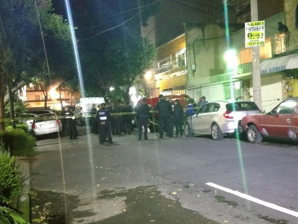 Tres balaceras en la CDMX dejan dos muertos