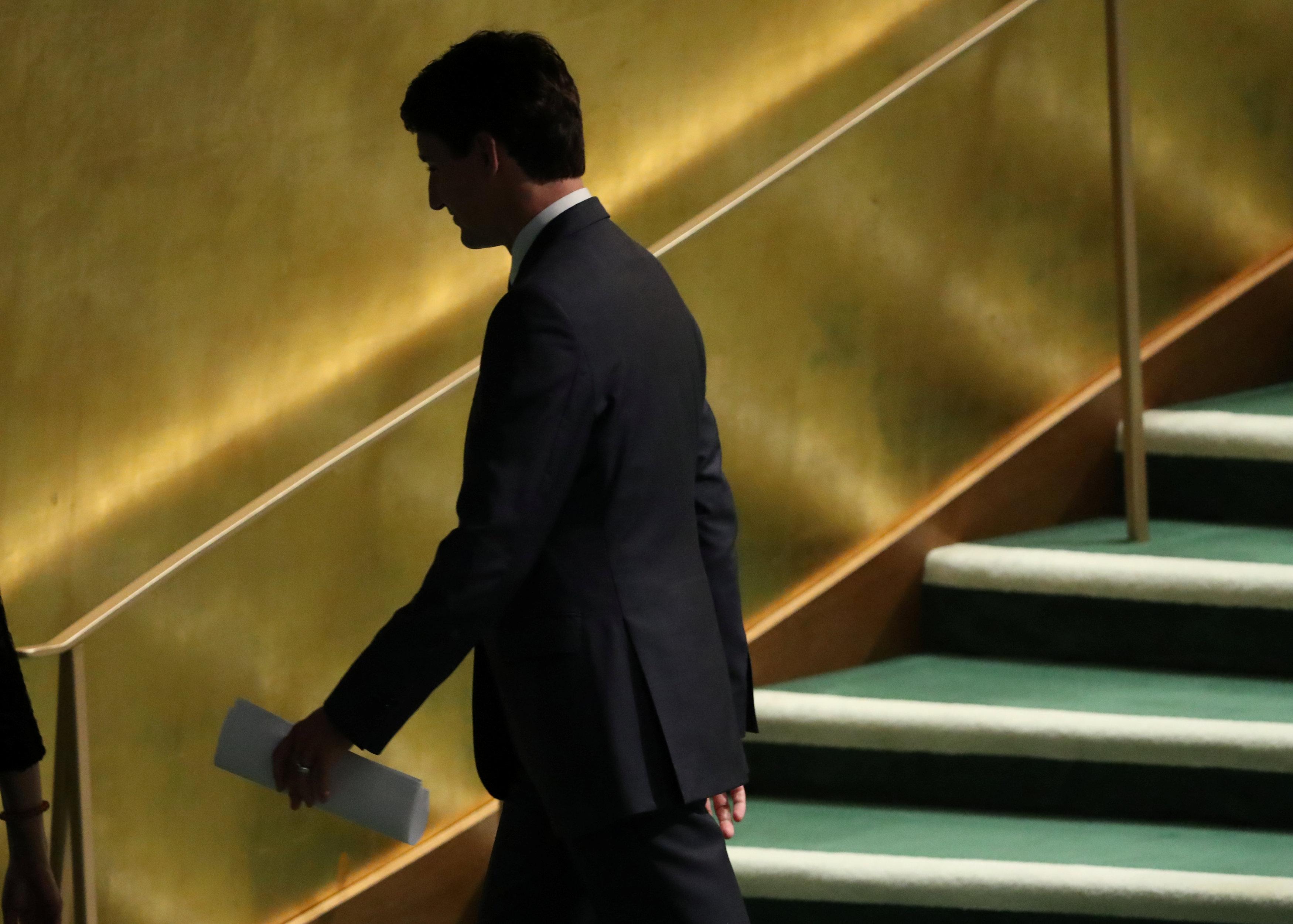 Trudeau ve posibilidad de trabajar TLCAN con México y Estados Unidos
