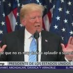 Trump asegura que líderes de la ONU se rieron con él