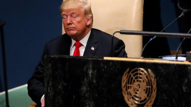 Trump: Reconocer a Jerusalén avanza la paz Palestina-Israel