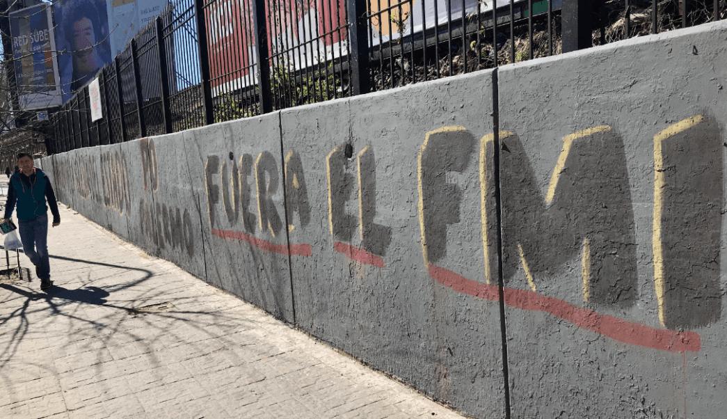 Crisis en Argentina: Macri y Trump hablan por teléfono