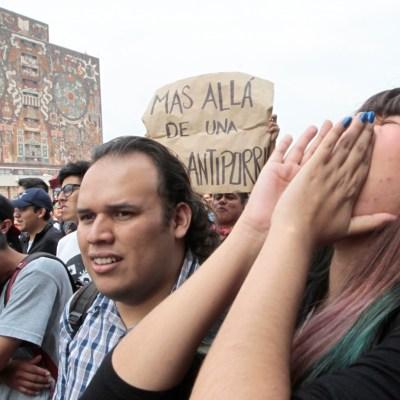 UNAM no es segura, denuncian alumnos