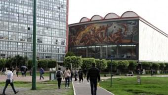 Planteles de la UNAM continúan sin vigilancia