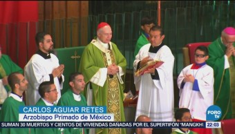 Cardenal Pide Basílica Guadalupe Orar Patria