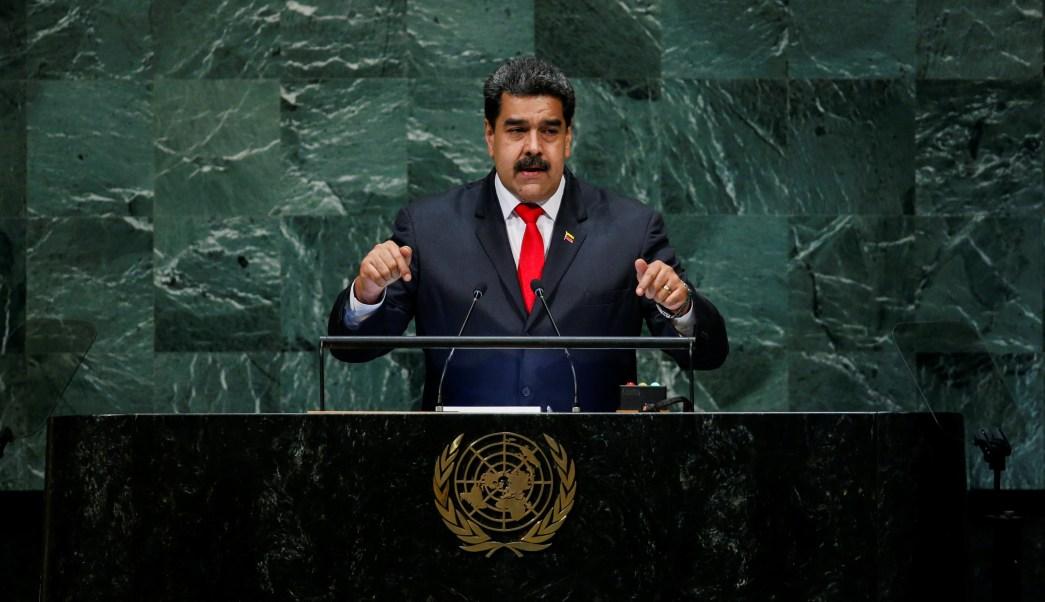 Maduro asegura en la ONU estar dispuesto a reunirse y 'dialogar' con Trump