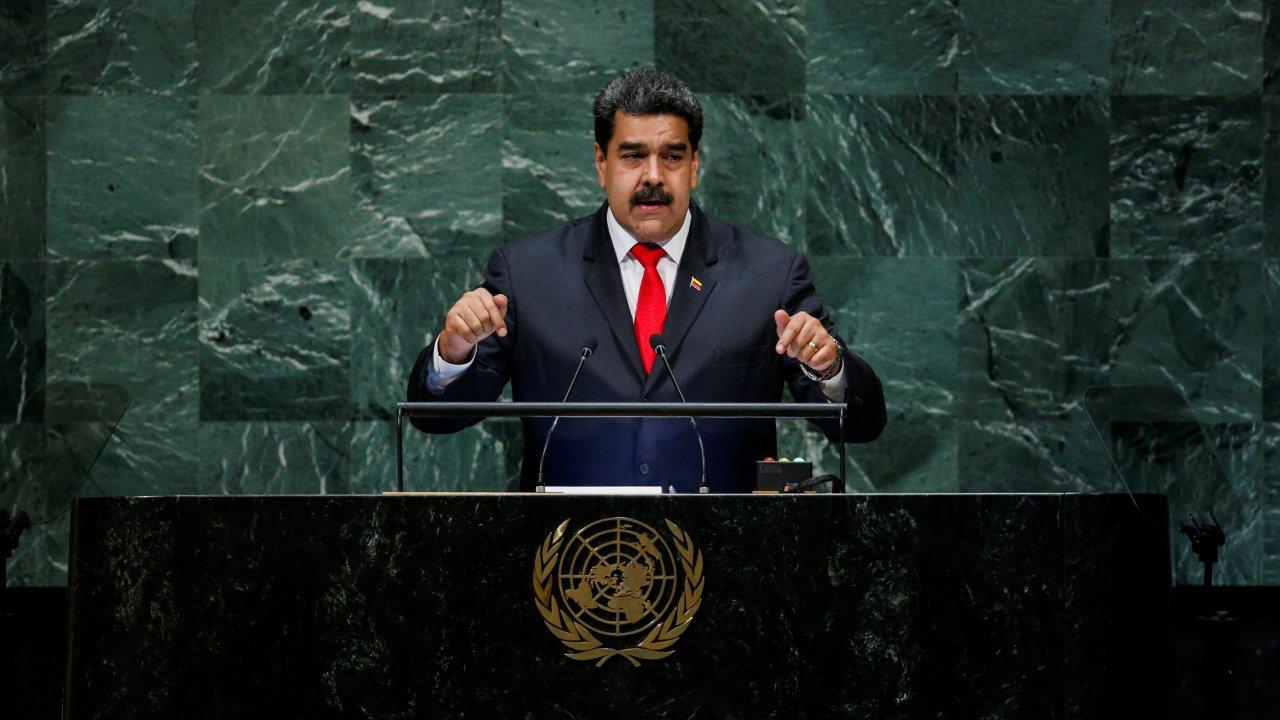 Maduro está dispuesto a reunirse y 'dialogar' con Trump