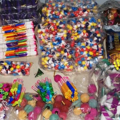 Realizan operativos contra venta de pirotecnia en Tequisquiapan, Querétaro