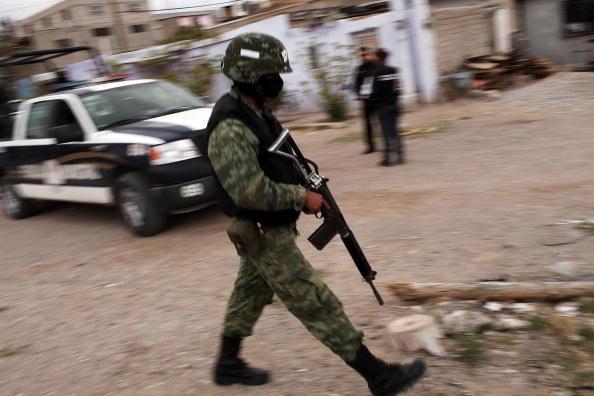 Violencia Chihuahua; detienen a 10 sicarios en Cd. Juárez
