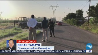 Violencia Recrudecido Guanajuato Crímenes Asesinatos Estados