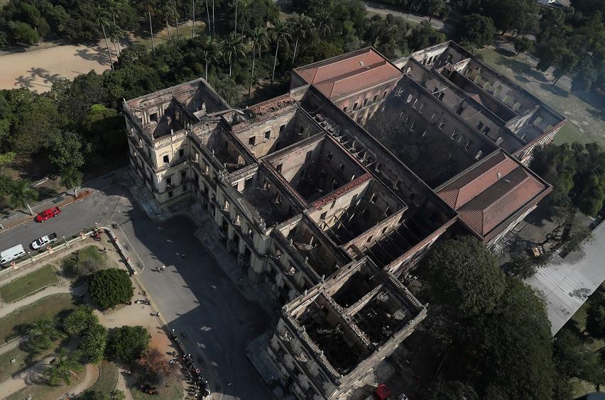 Tragedia en Museo de Brasil pudo evitarse: Alex Kellner