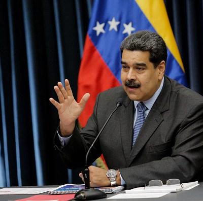 Maduro pide a Trump abrir fronteras y recibir a migrantes centroamericanos