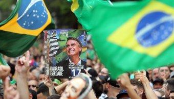 bolsonaro crece sondeos elecciones elecciones Jair