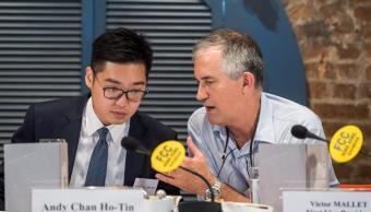 Londres pide explicaciones a Hong Kong por negar visa