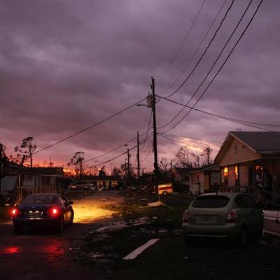 'Michael' se debilita a tormenta tropical en Georgia