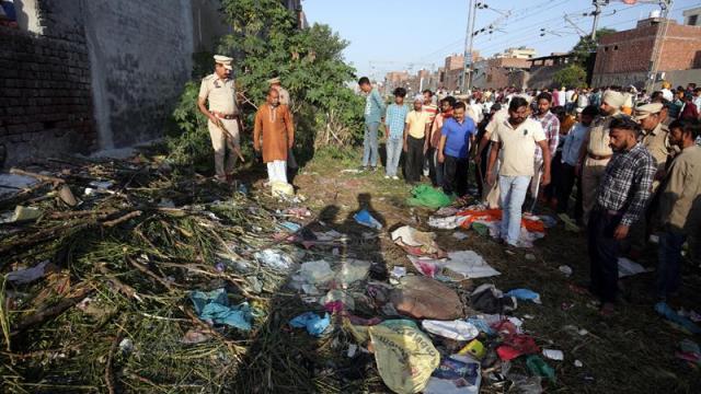 Aumentan a 59 muertos y 143 heridos por accidente en India