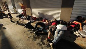 Incrementa 65% solicitudes de refugio en México de migrantes