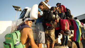 Hasta el momento 1743 migrantes han solicitado refugio