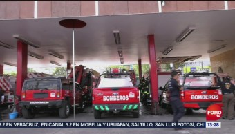 Cdhcdmx Documenta Abuso Laboral Bomberos