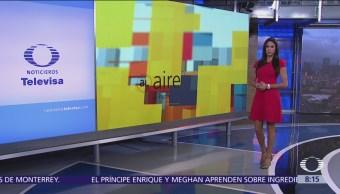 Al Aire con Paola Rojas Programa del 18 de octubre del 2018