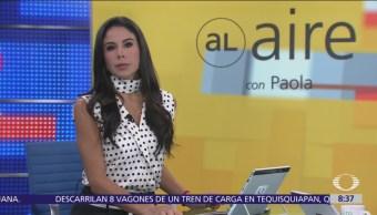 Al Aire, con Paola Rojas Programa del 19 de octubre del 2018