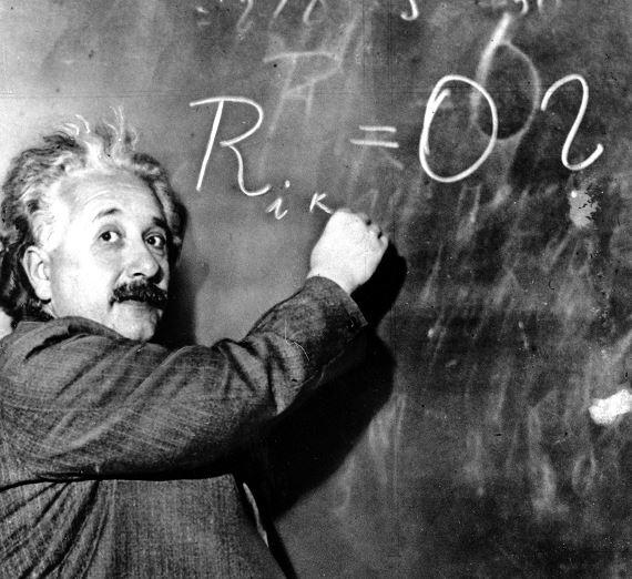 La carta en la que Einstein desmonta a Dios sale a subasta