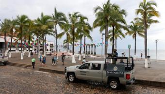 Clima Sinaloa; suspenden clases por impacto de Willa