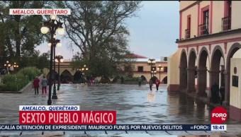 Amealco, sexto pueblo mágico en Querétaro