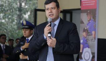 Tras la detención en la CDMX de David, identificado con el alias de 'El Pistache', autoridades capitalinas mantienen un operativo de seguridad en la zona Centro