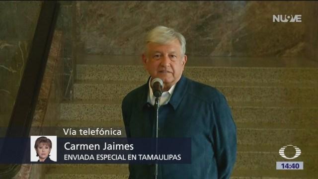 AMLO promete visa de trabajo a centroamericanos