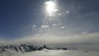 ¿Cuál es la temperatura más baja registrada en la Tierra?
