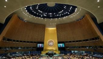 Finaliza en Nueva York la Asamblea General de la ONU