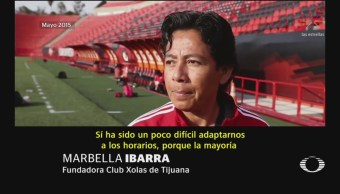 Asesinan Marbella Ibarra Equipo Femenil Futbol Xolas Tijuana