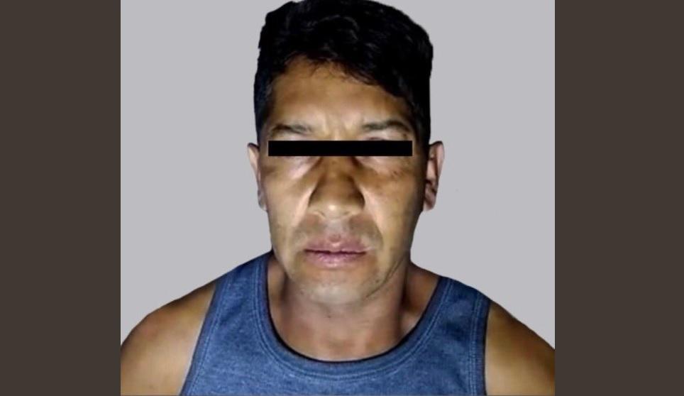 Detienen presunto asesino de Valeria, en Melchor Ocampo