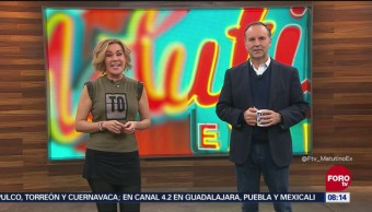 Así arranca Matutino Express con Esteban Arce del 18 de octubre de 2018