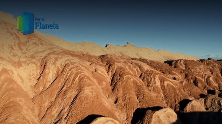 Atacama, tierra de dumas indomables. (Noticieros Televisa)