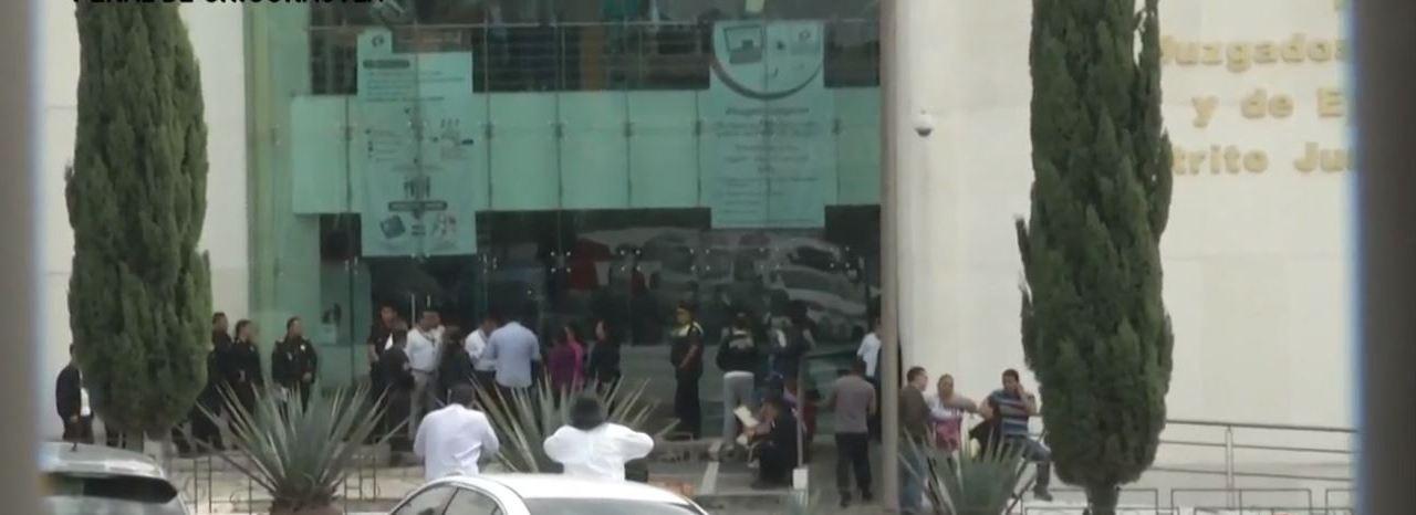Audiencia del feminicida de Ecatepec